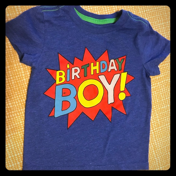 Cat Jack Toddler 18 Month Birthday Boy T Shirt